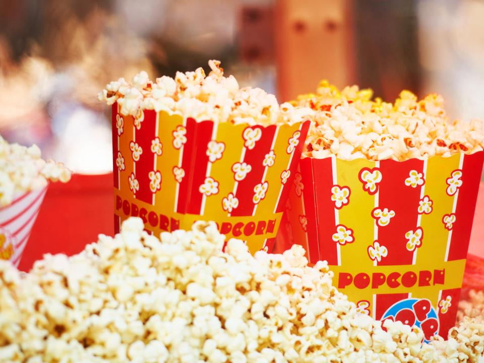 Movie Theaters Are Selling Popcorn And Snacks To Go Myrecipes