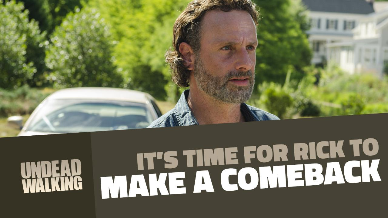 The Walking Dead: Is Carl strangely bonding with Negan?