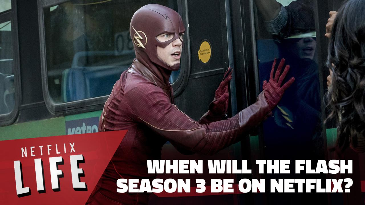 The Flash season 3: Where is Barry Allen going and when will