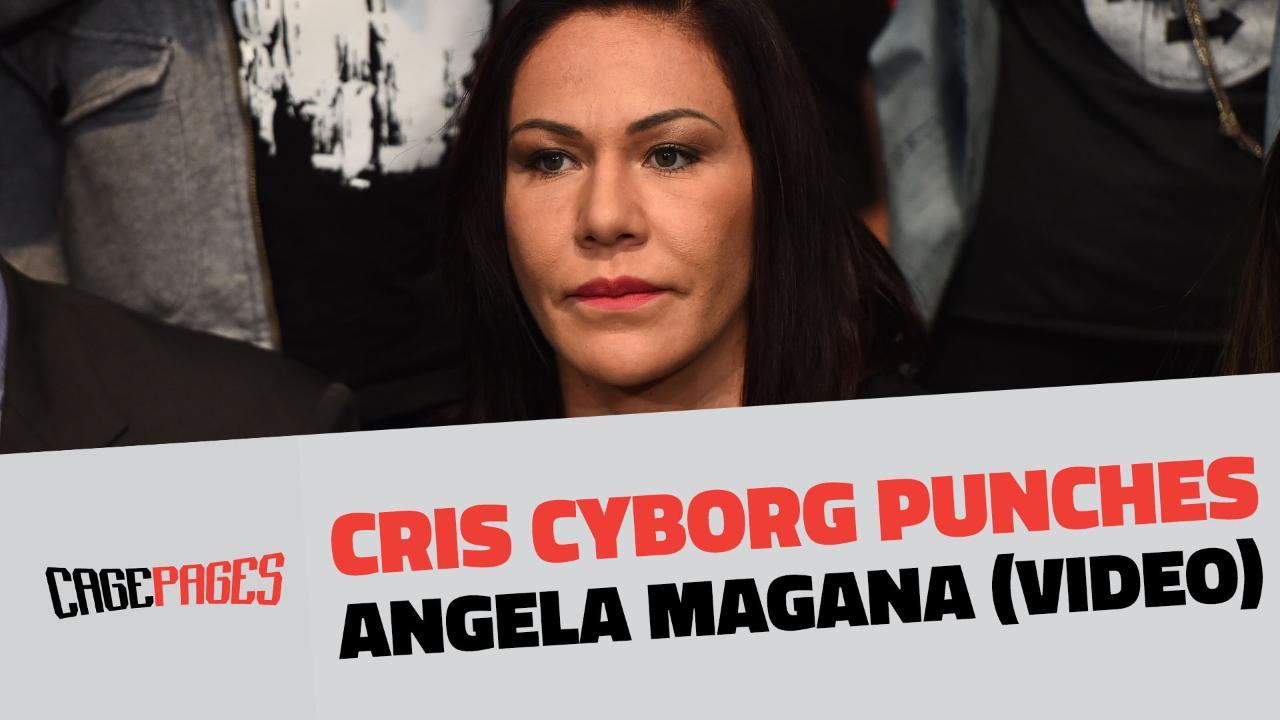 Ufc 218 Amanda Cooper Defeats Angela Magana Via Second Round Tko