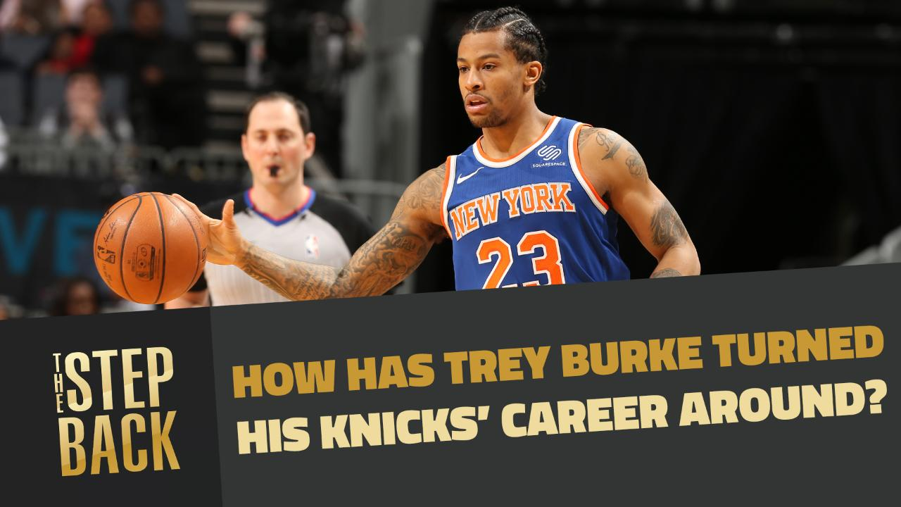 info for 22892 4b99d Philadelphia 76ers: Buying low on Trey Burke is a slam dunk