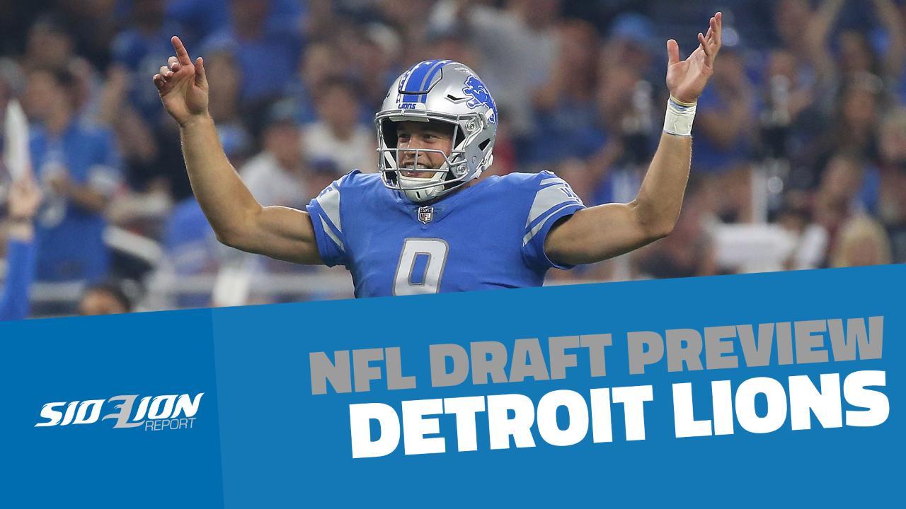 82fbbca2e NFL Draft 2018  Detroit Lions select Frank Ragnow No. 20 overall