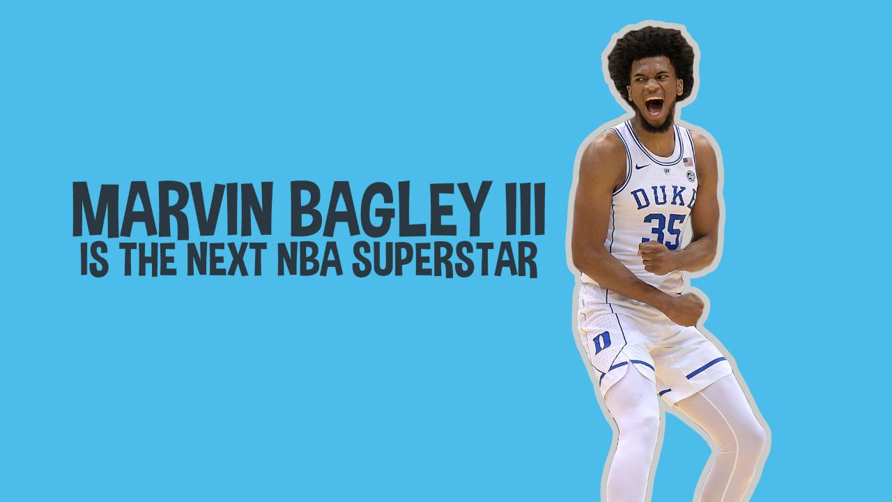 7ab2329aa Duke in the NBA  Marvin Bagley III Inks Deal With Puma