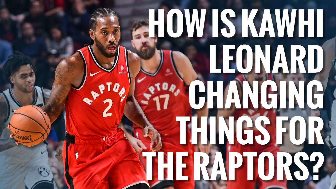 Why the Toronto Raptors will win an NBA Championship