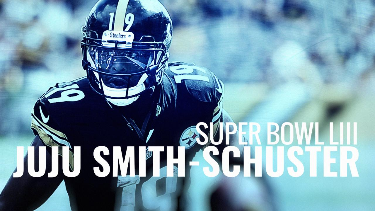 e8a57e296ba JuJu Smith-Schuster at Super Bowl: 'We have to focus on ourselves and get  better'