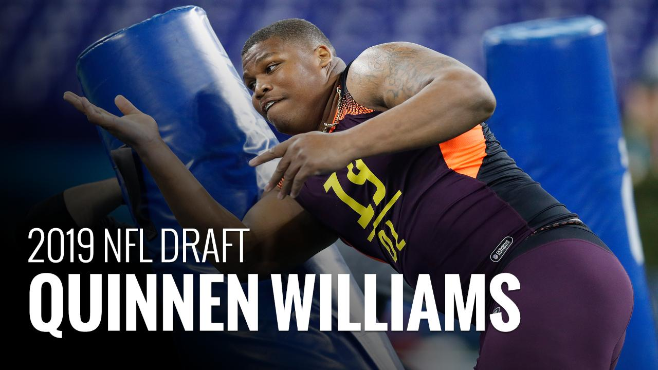 494b22f5 NFL Draft: Jets hit an absolute home run with Quinnen Williams