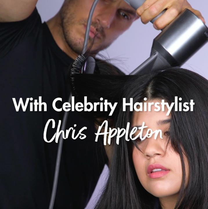 Kim Kardashians Hairstylist Chris Appleton Talks To Us About That