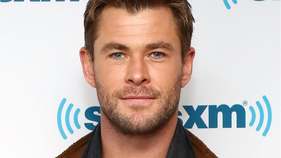 Internet Cant Figure Out If Chris Hemsworths New Movie Is Real Or