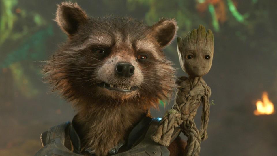 e500d6a065b9b James Gunn Just Revealed Groot s Final Word in Infinity War - HelloGiggles