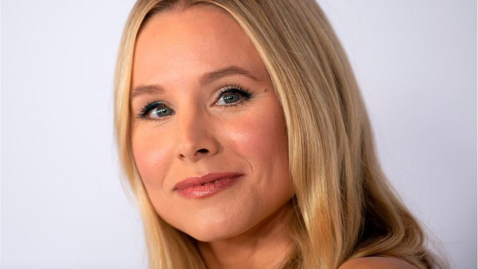 How Kristen Bell Explains Consent To Her Daughters With Disney Stories - HelloGiggles
