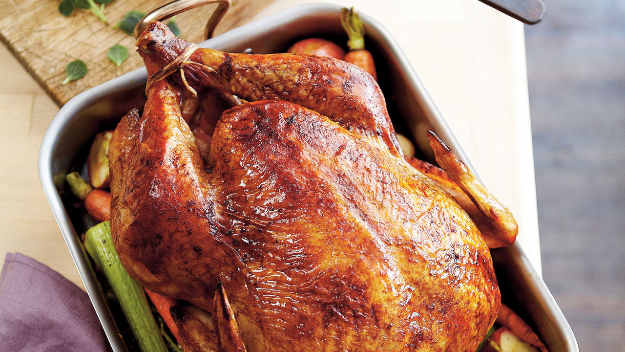 How To Brine A Turkey Southern Living