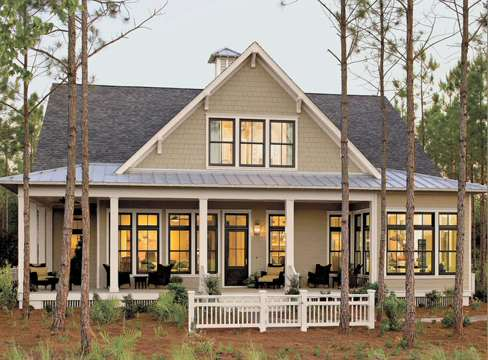 2007 idea house tucker bayou, florida video - southern living