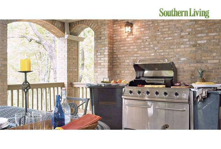 southern living kitchen ideas ultimate outdoor kitchen design ideas southern living 22076