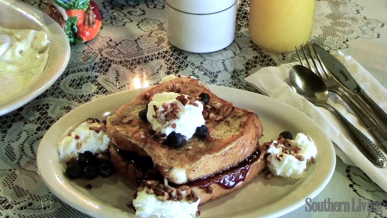 Big John's Shake Shack: Classic 1950s Diner   MyRecipes