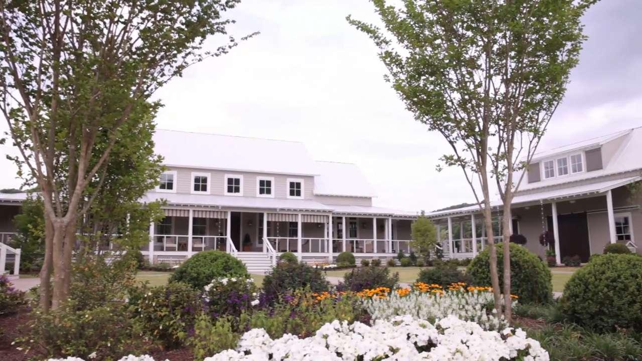 Slide Show: 2003 Idea Houses - Southern Living