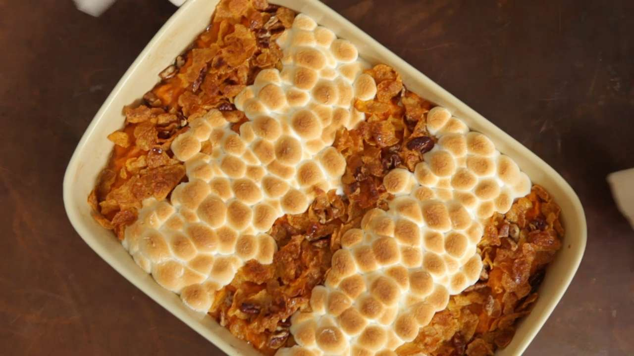 How To Make Classic Sweet Potato Casserole