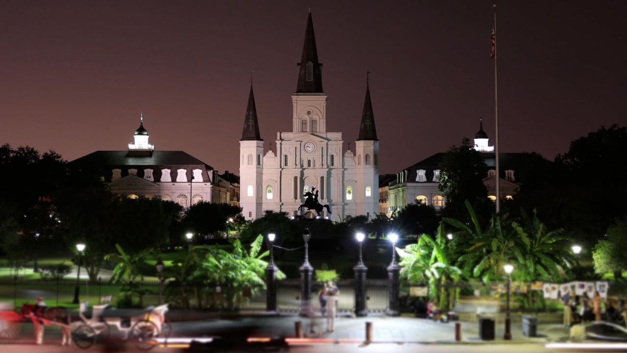 Southern Travel Guide: New Orleans