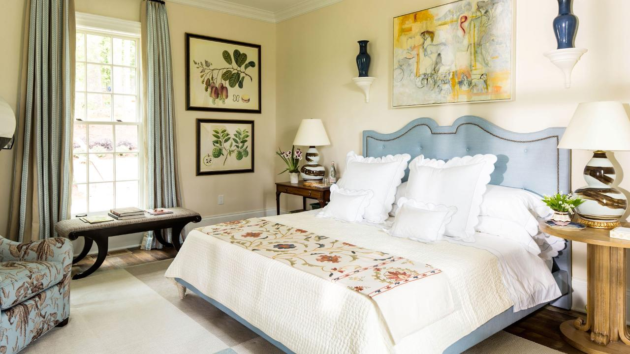 How To Create a Beautiful, Comfortable Bedroom