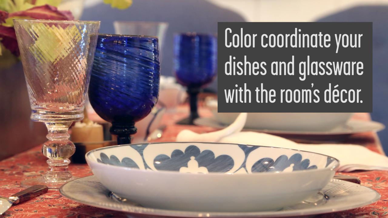 The Southern Way to Set a Dining Room Table