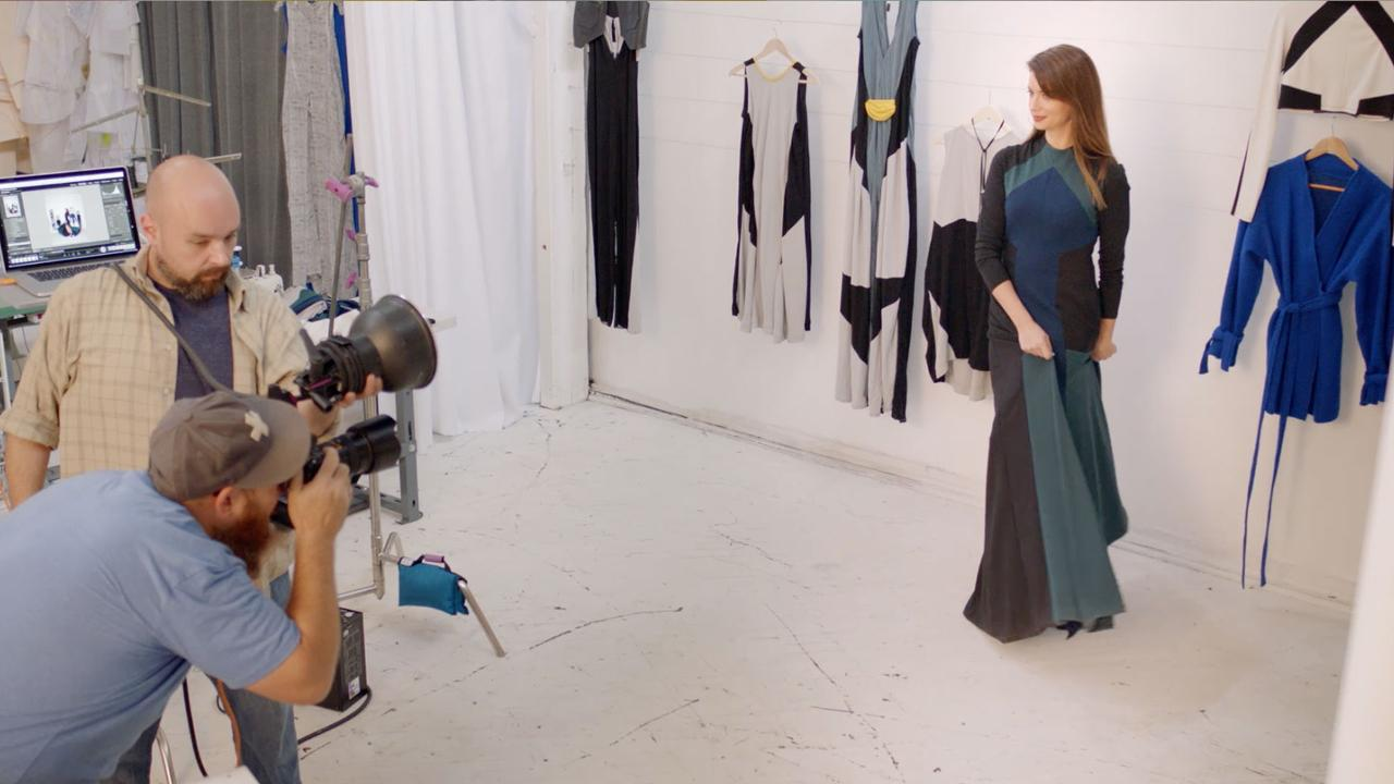 Amanda Valentine: Fashion Designer