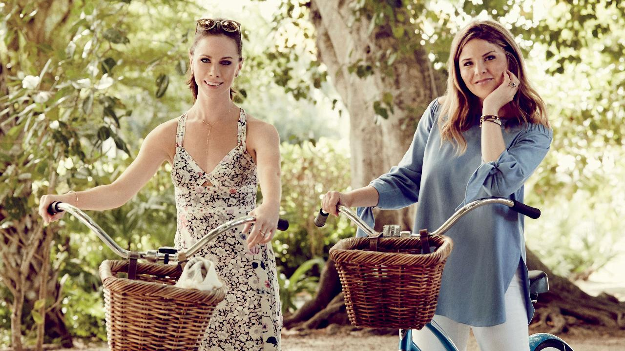 The Bush Twins Talk Etiquette, Elbows, and the Perfect Hostess Gift
