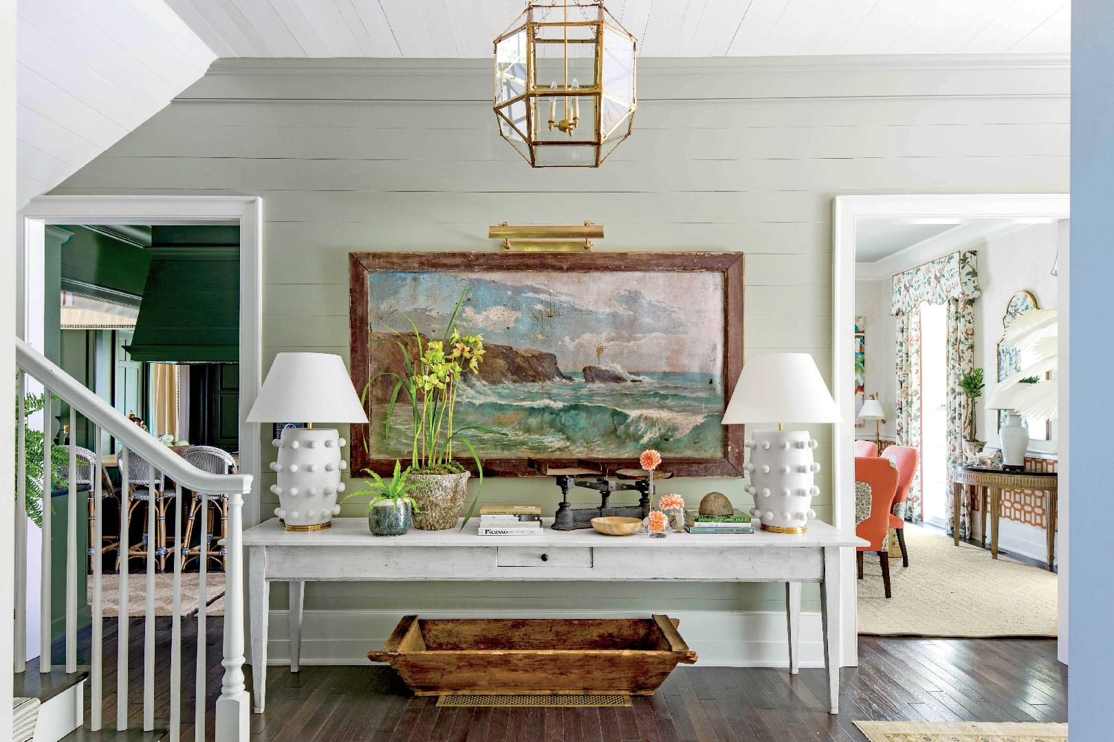 Living In Home 2016 idea house tour southern living