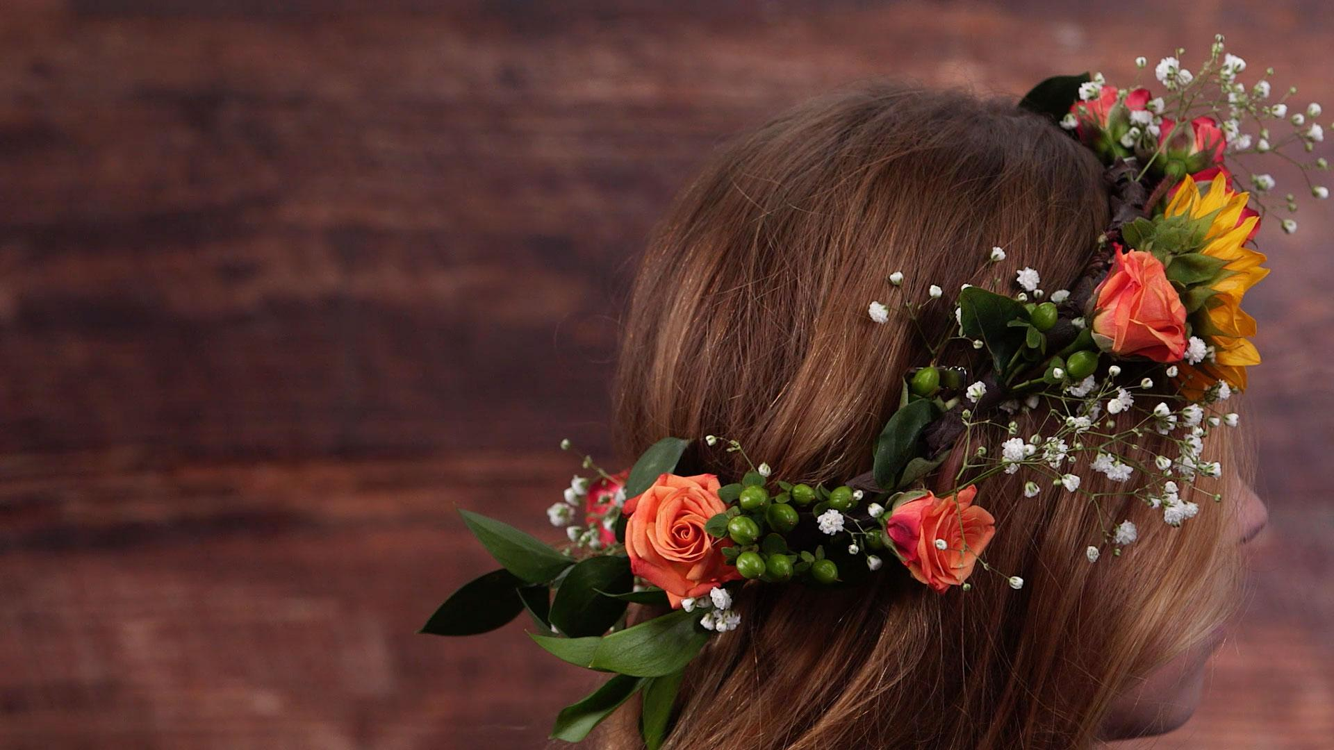 How to make a flower crown southern living izmirmasajfo