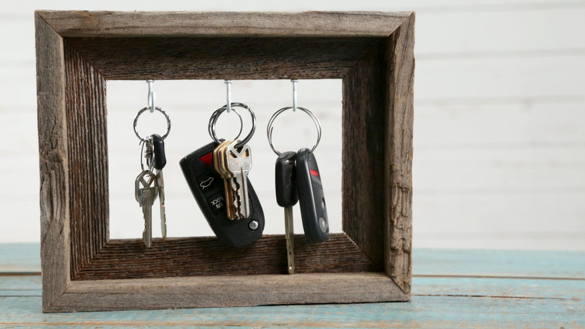 Easy Frame Key Holder Southern Living