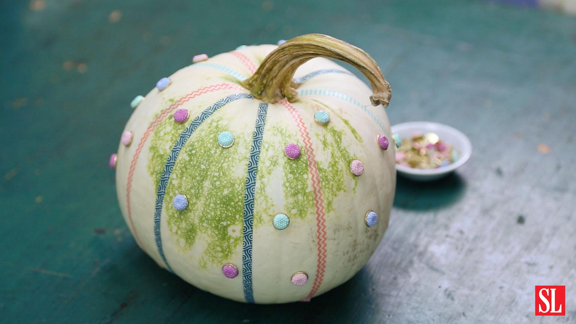 Halloween Fabulous Faux Pumpkins to Elevate Your