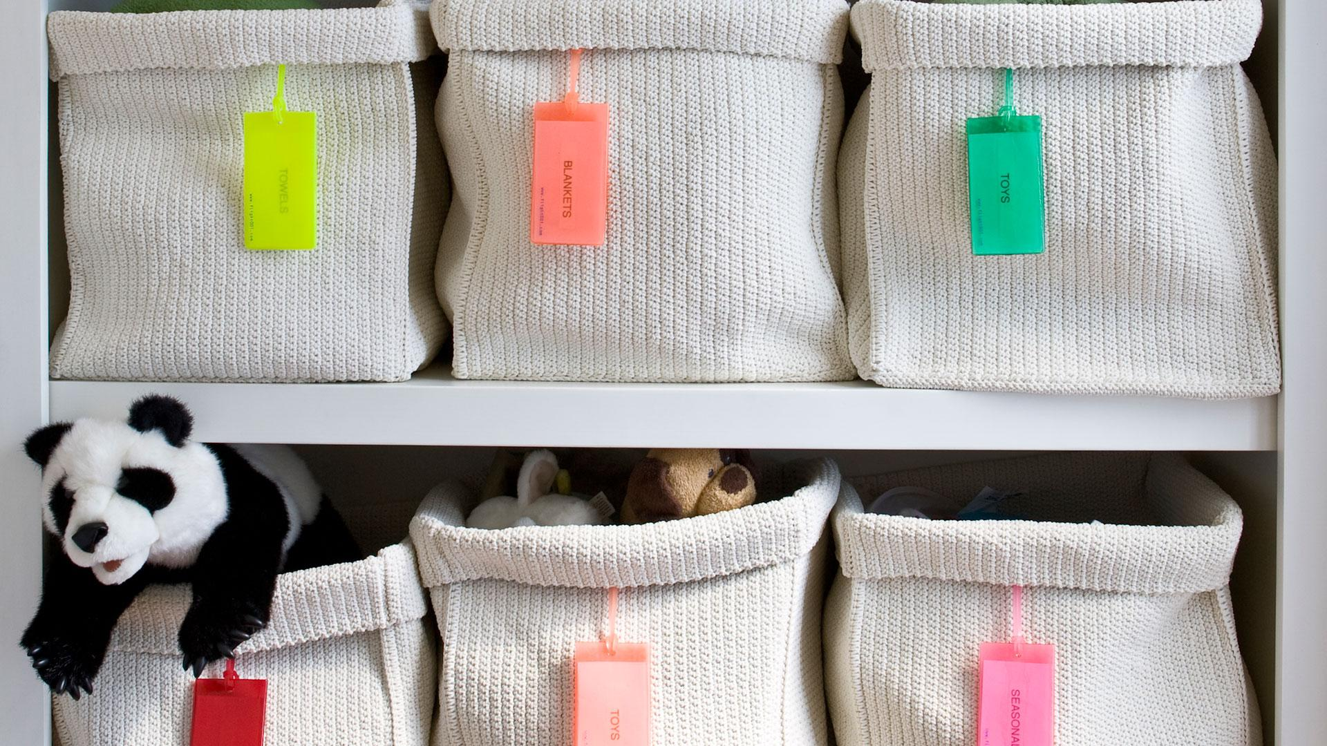 Kid-Friendly Storage Ideas