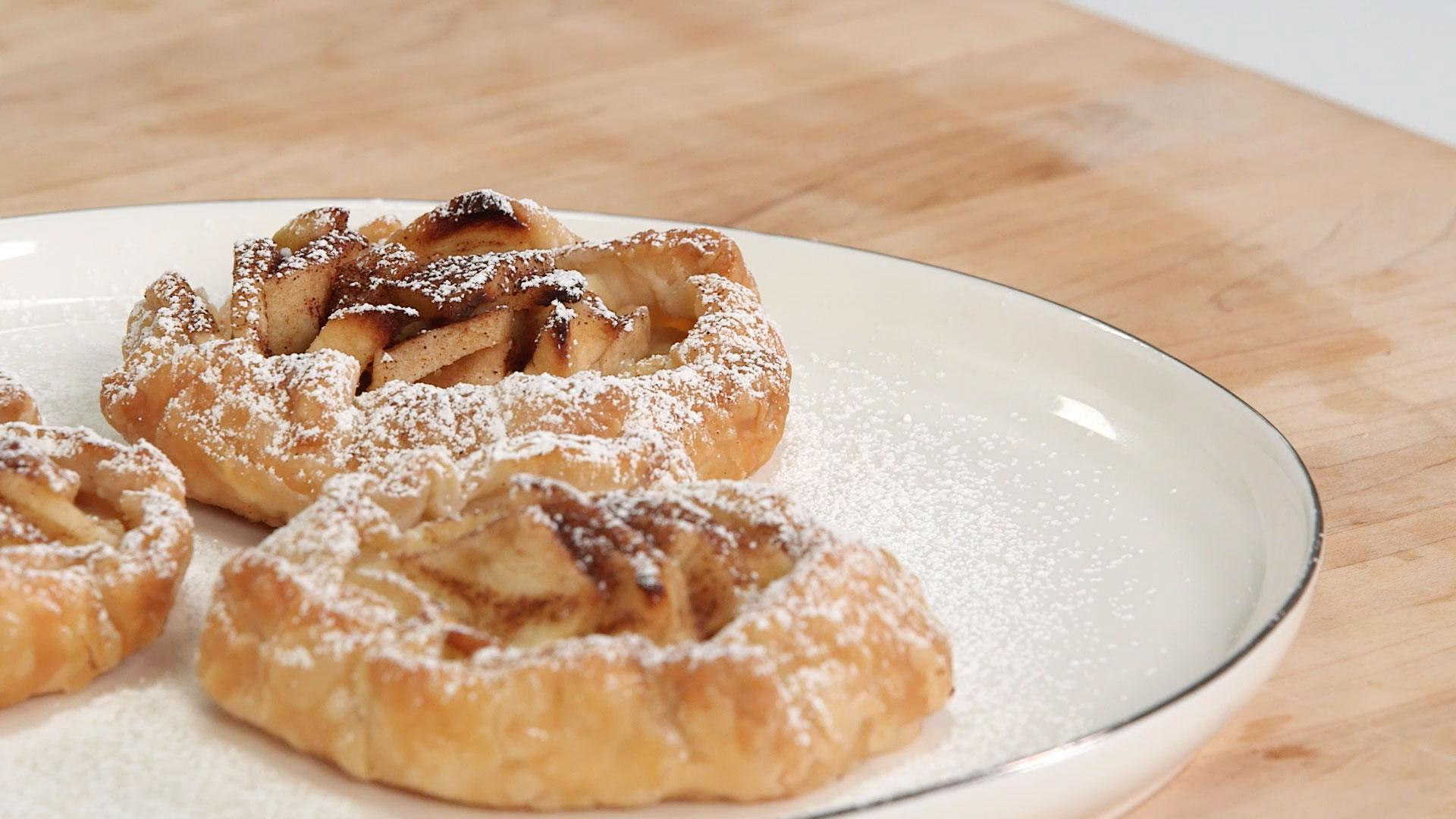 How To Make An Apple Galette