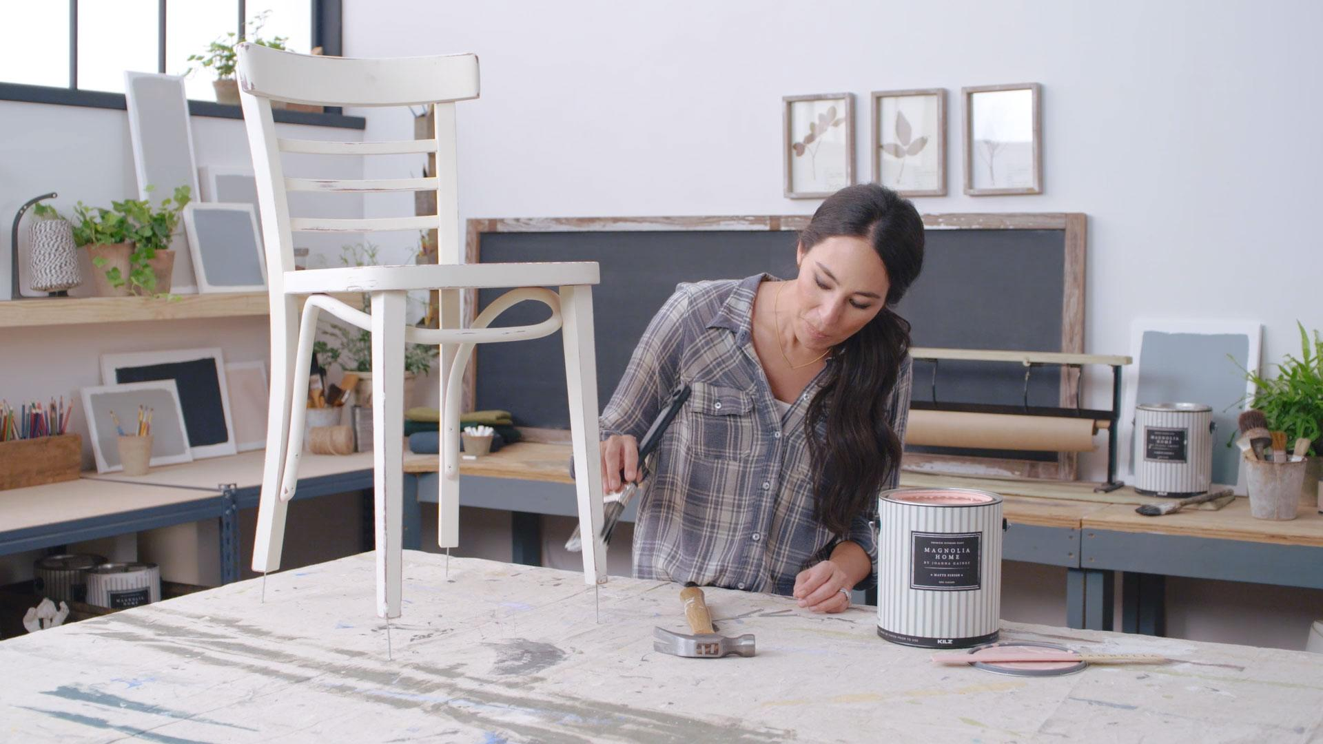 Joanna Gaines Paint Line Is Now Available at a Store Near You