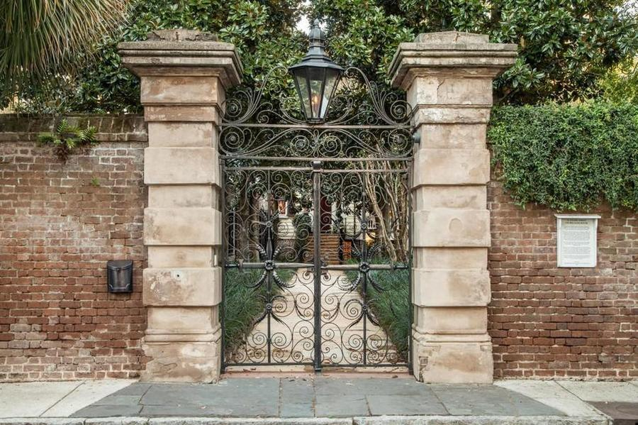 Charleston's Stunning Sword Gate Home Is For Sale