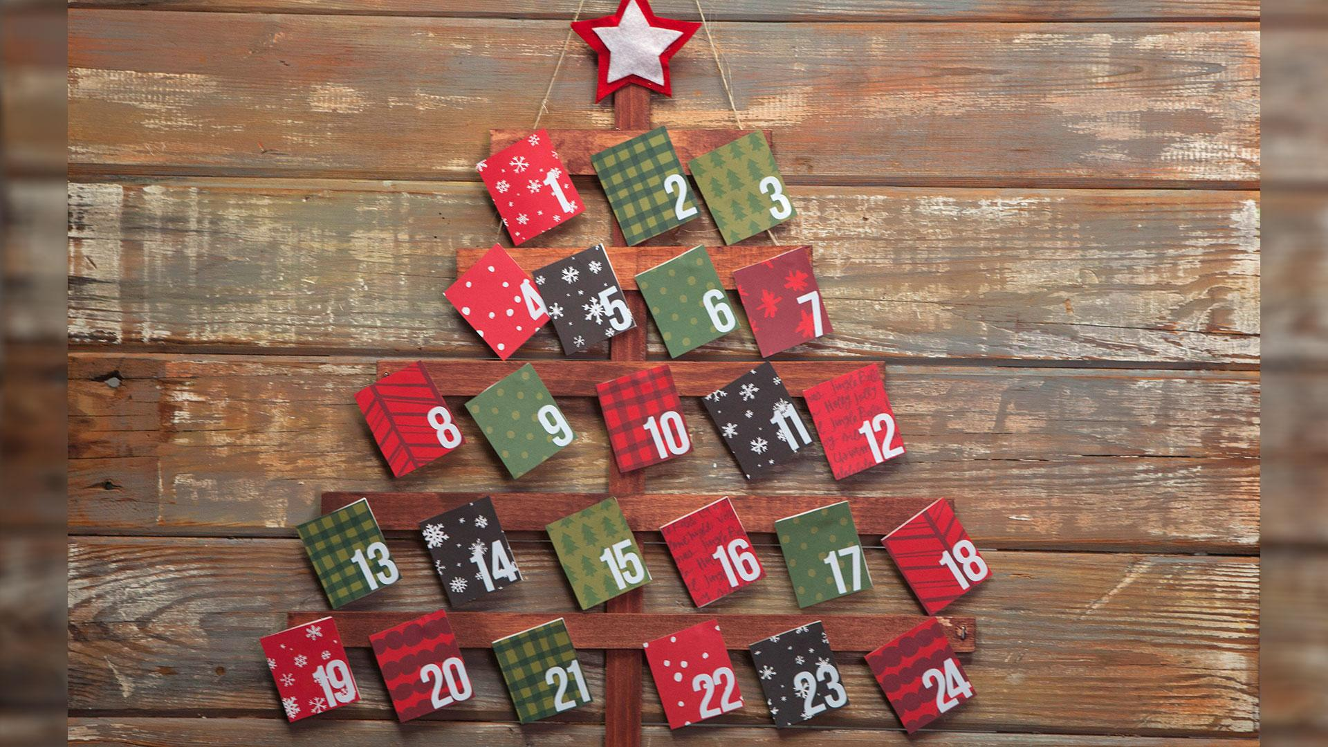 items x puzzle barn advent jumbo calendar like barns christmas floor pottery and kids pieces similar