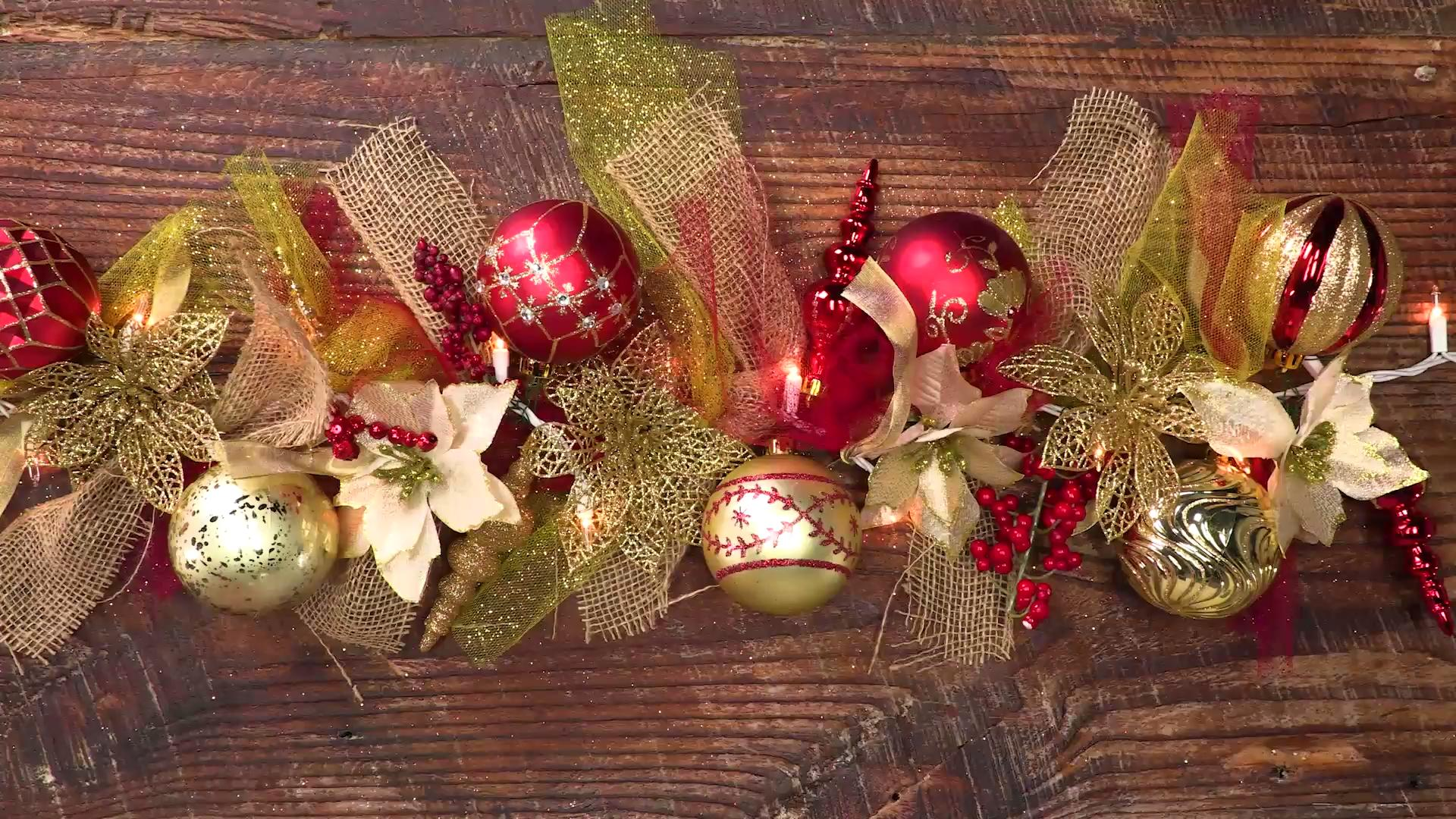 Best Way To String Lights On Christmas Tree Southern Living