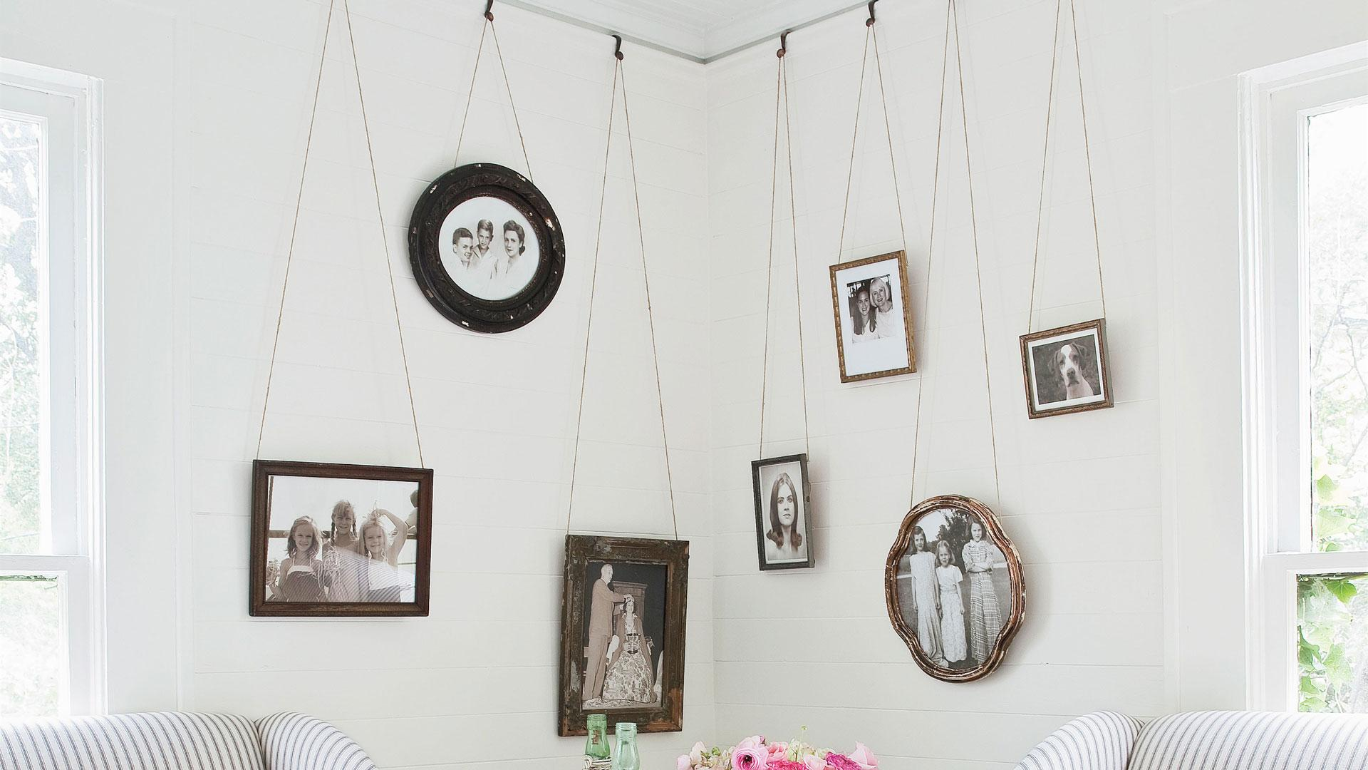 A Step-by-Step Guide To Your Hanging Photo Display