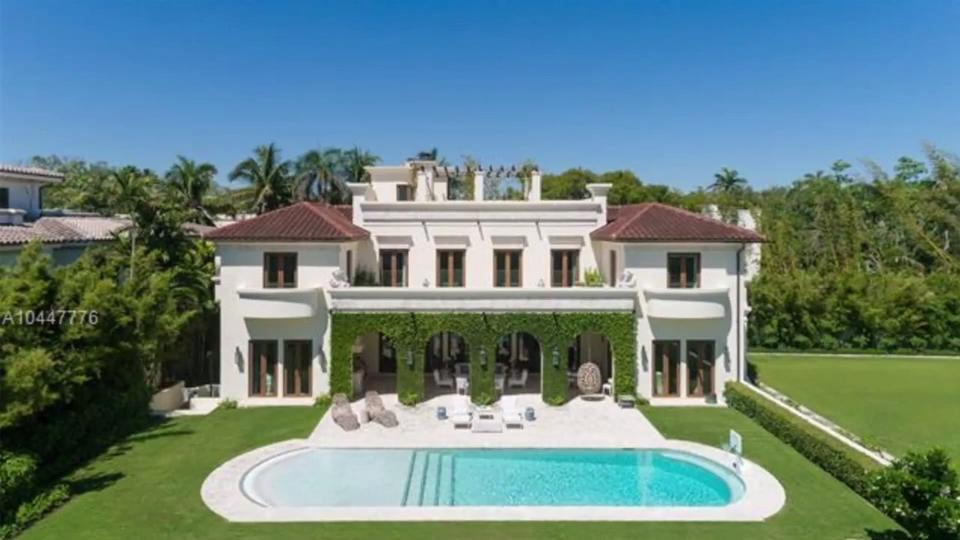 The Inside of This Mansion is Just as Impressive as the Outside!