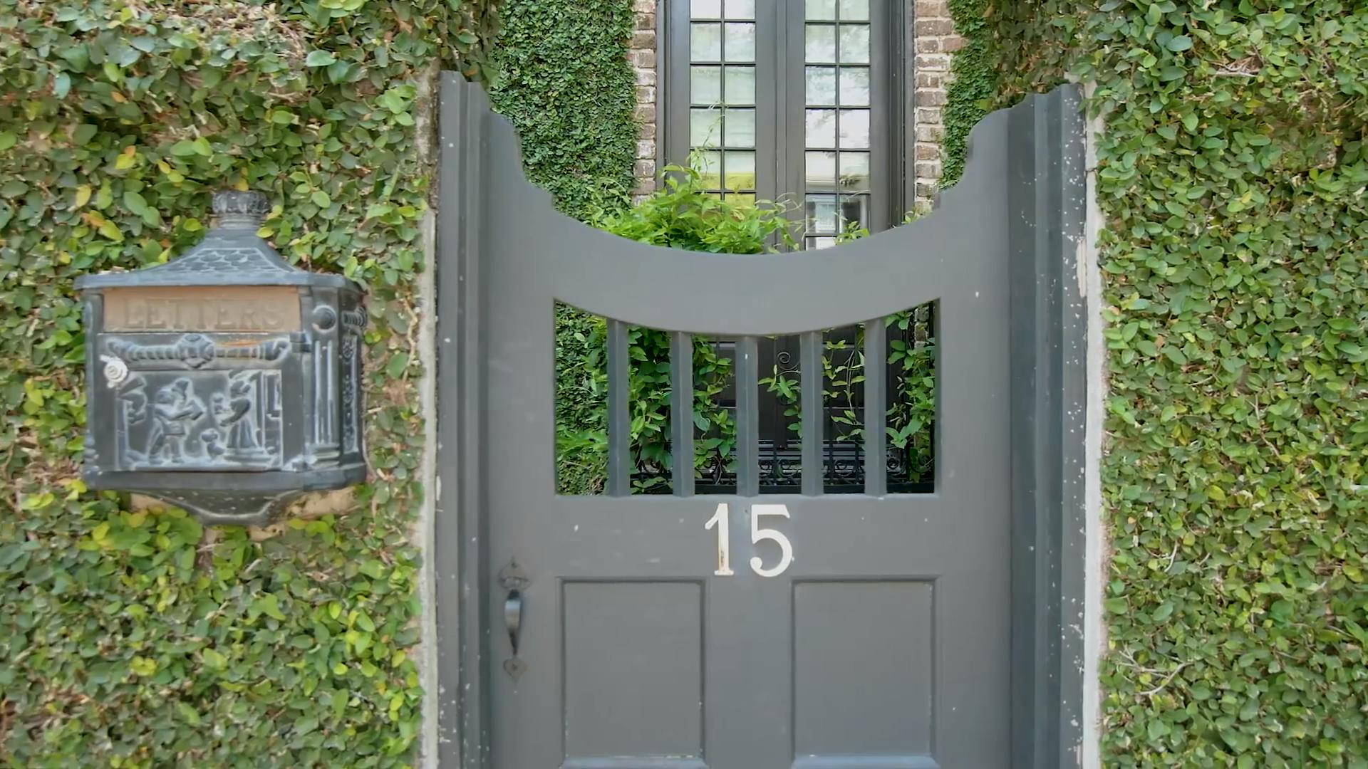 Take A Tour Of 15 Orange Street in Charleston, SC