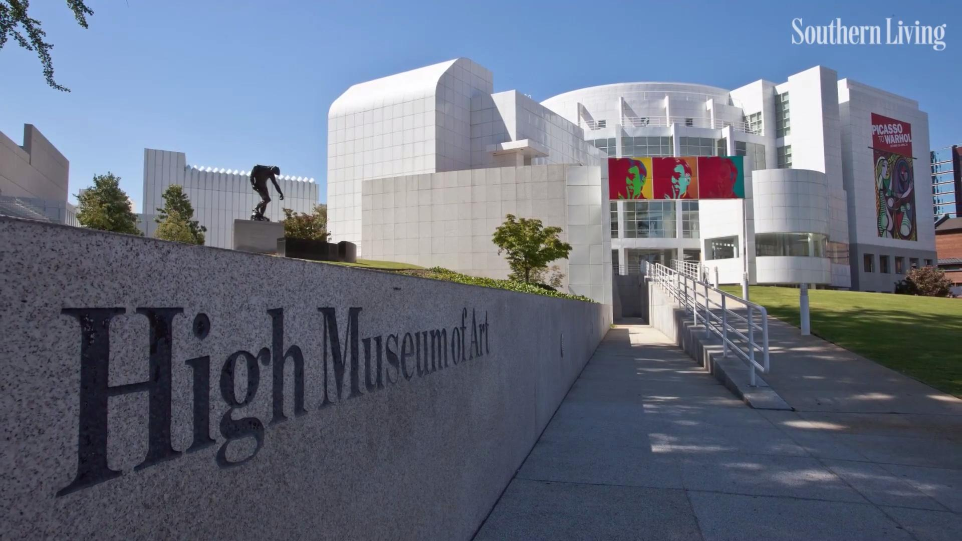 These Museums House both Southern Art and World-Renowned Pieces