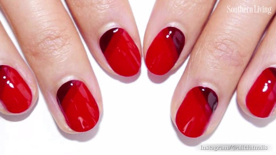 Make Your Nails Bright and Merry this Season