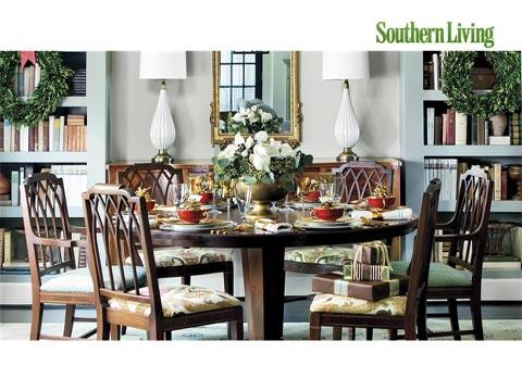 sc 1 st  Southern Living & Christmas Table Settings - Southern Living