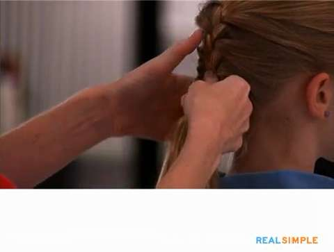 How To French Braid Hair Video