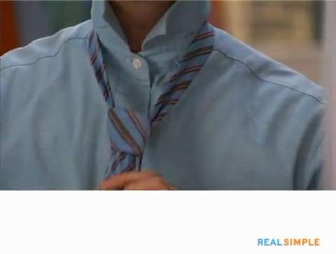 How to tie a tie video and steps ccuart Image collections