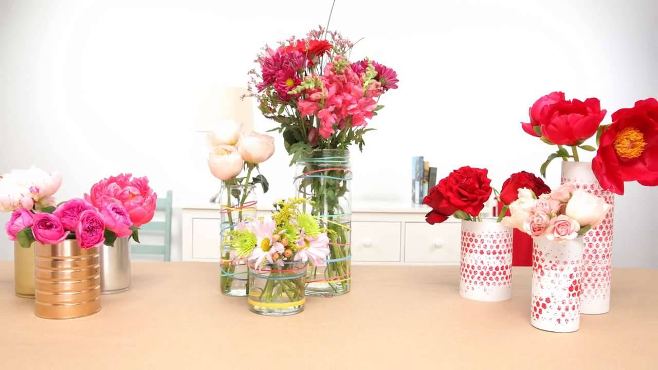 5minute centerpiece ideas for every occasion real simple