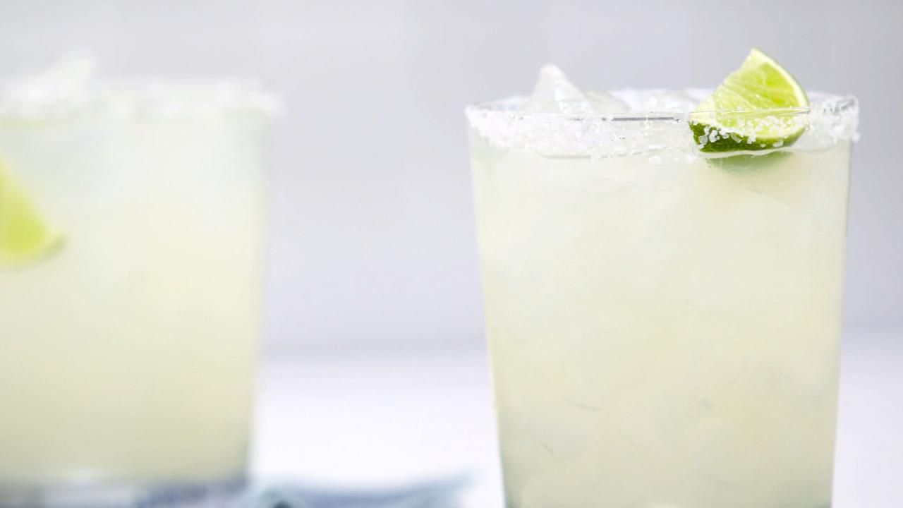 The Easiest Way to Make a Top-Notch Margarita