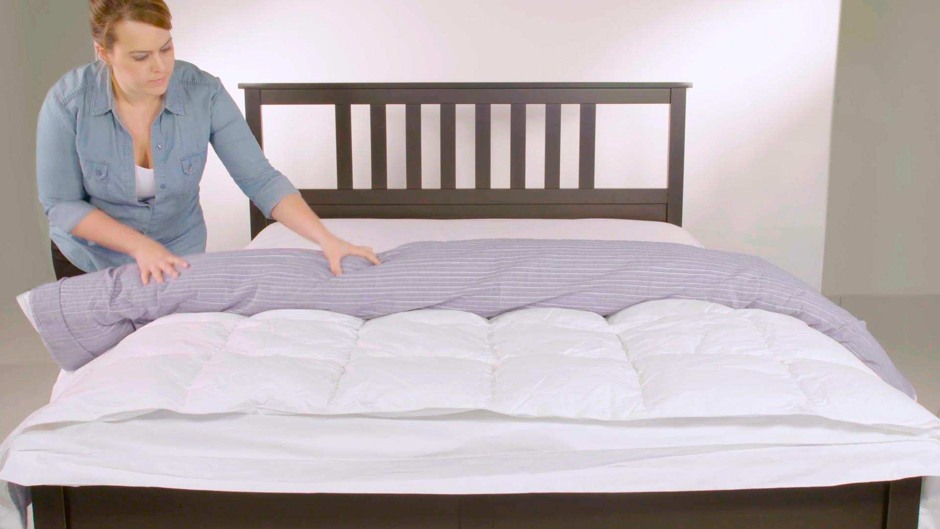 RELATED: How to Put on a Duvet Cover