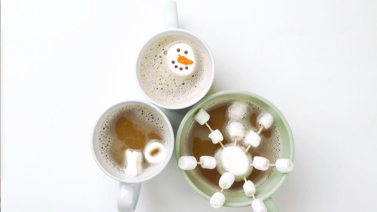 Genius Marshmallow Hacks for Your Hot Chocolate