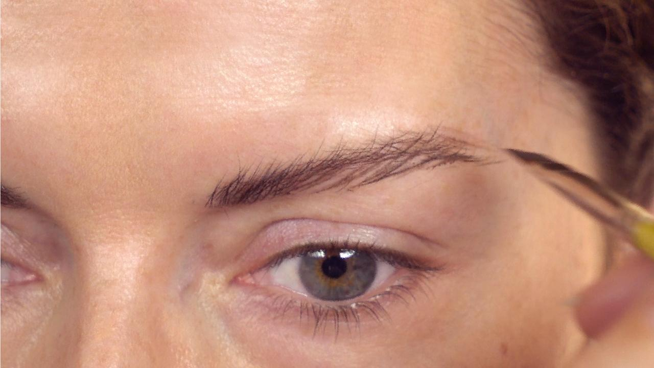How To Regrow Overplucked Eyebrows Instyle