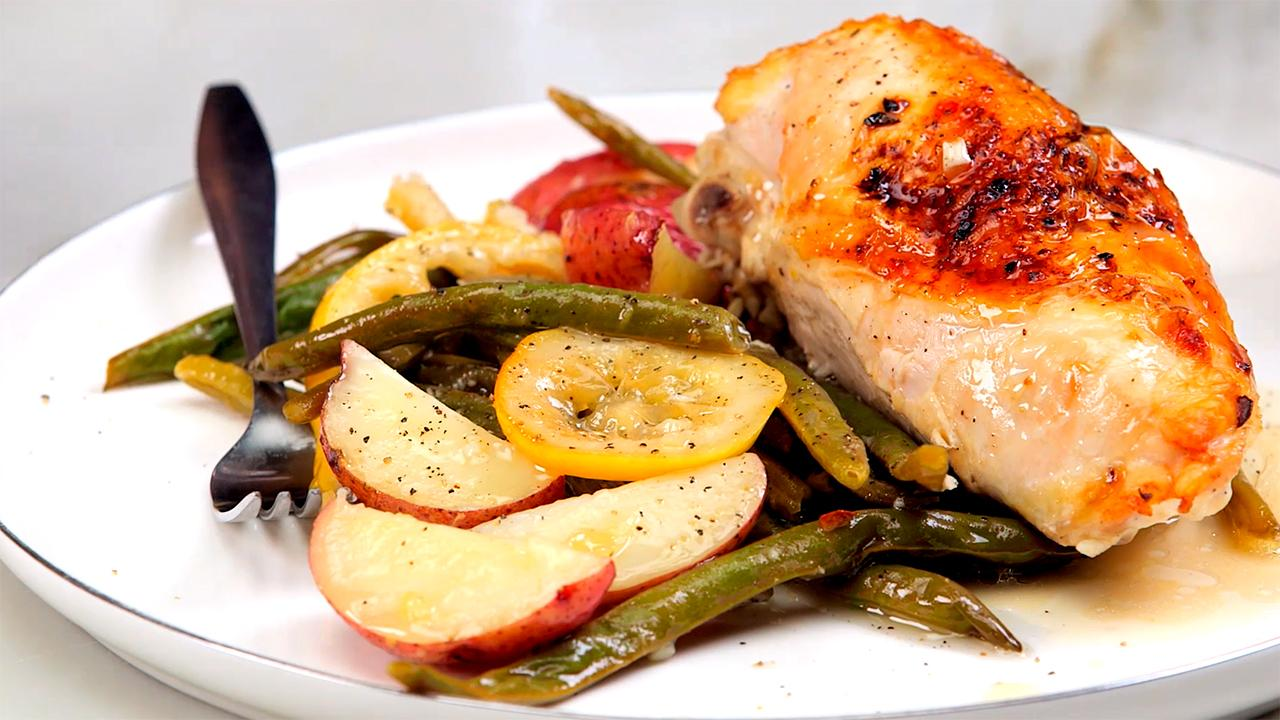 Poultry dishes: cooking recipes with photos 64