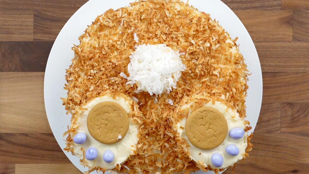 RELATED: Easter Bunny Butt Cake